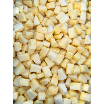 Pineapple, diced, 10x10 (Philippines)