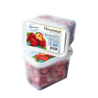 Strawberry, premium quality (Ukraine)
