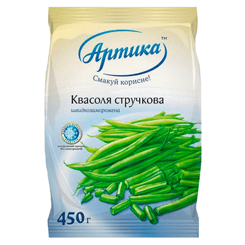 Green beans, chopped 10-20 (Ukraine)